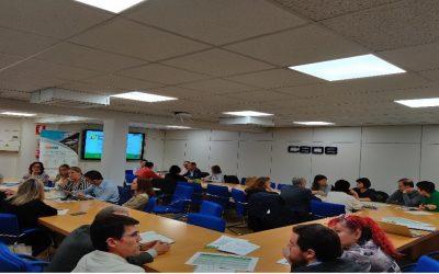 CARTIF participa en el taller de QualDeEPC en Madrid sobre certificación energética de edificios