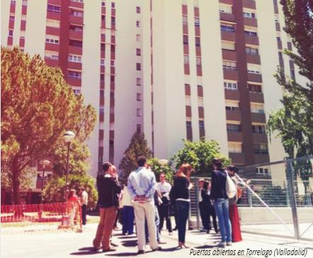 Puertas abiertas en Torrelago
