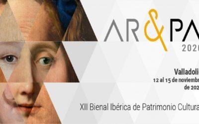 AR&PA 2020 centrará su atención en la resiliencia del patrimonio cultural