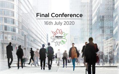 Conferencia final de REMOURBAN, uno de los proyectos más emblemáticos de CARTIF