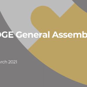 BRIDGE general assembly