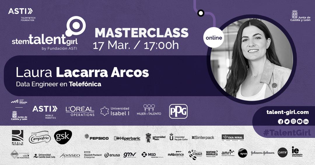 Masterclass STG Laura Lacarra