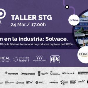 Taller STG L´Oréal