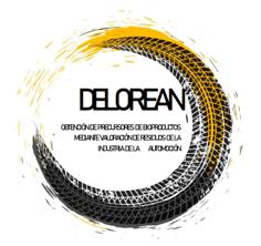 Logo DELOREAN