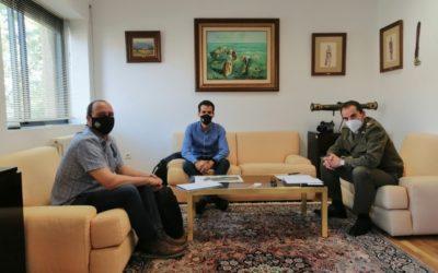 CARTIF estudia las posibilidades de autoabastecimiento energético del acuartelamiento de Montelarreina, en Zamora