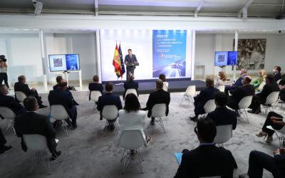 El Gobierno anuncia el PERTE del Vehículo Eléctrico y Conectado como esperanza para el sector
