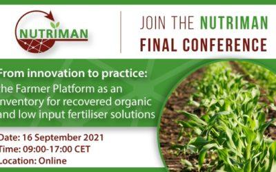 El proyecto NUTRIMAN celebra su jornada final para presentar los resultados obtenidos en sus estudios sobre biofertilizantes
